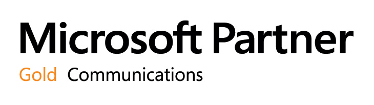 Microsoft's Partner Network Gold Communications logo