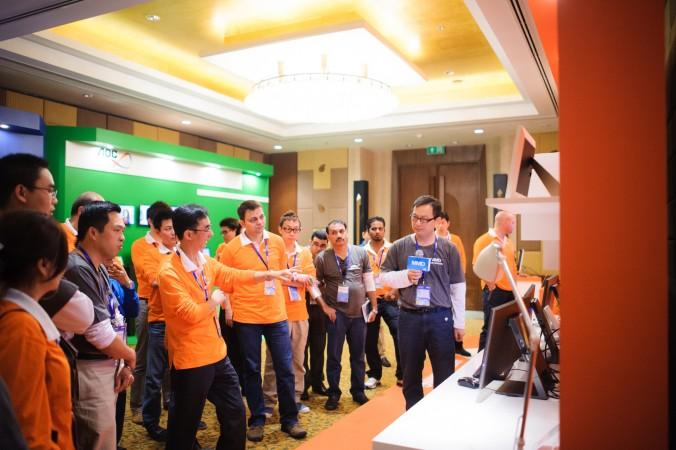 AOC International Disti Conference 2013