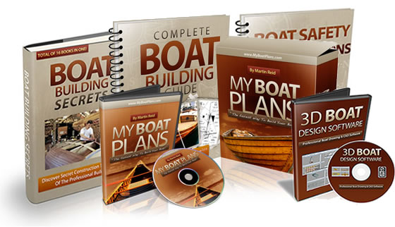 My Boat Plans Review - Wooden Boat Plans 518 Downl