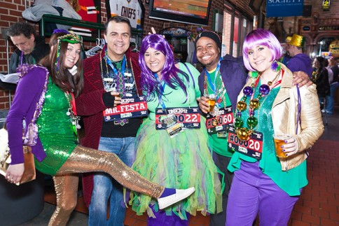 5th Annual BeadQuest Provides a Joyous Mardi Gras Experience for Chicago