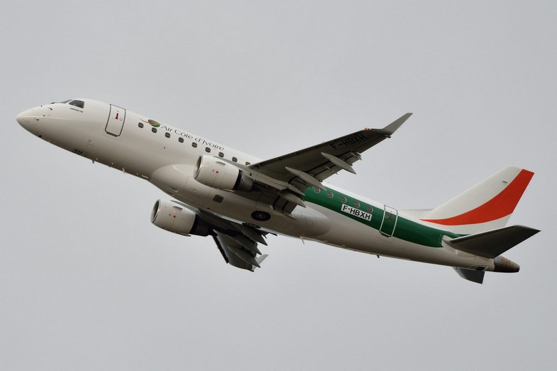 Air Côted'Ivoire Emb170