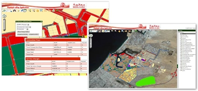 Supergeo Presents Moalajah with SuperGIS Applicati