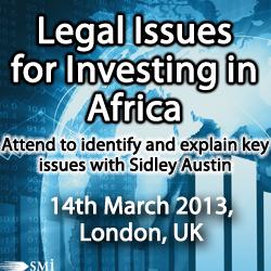 SMi - Investing in Africa