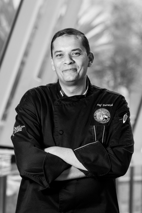 Chef Youssef Darwish