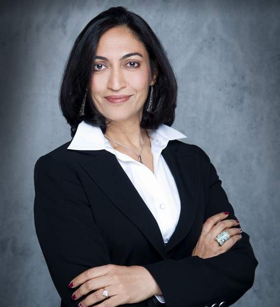 Mrs. Aneeta Gupta, Director & Group CEO at Visiona