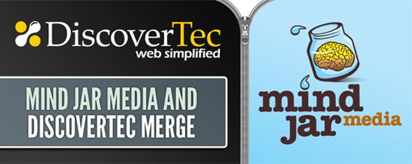 Mind Jar Media DiscoverTec Merge