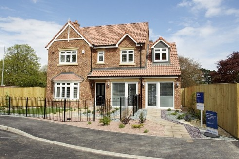 Miller Homes Cleminson Halls Buttermere Showhome