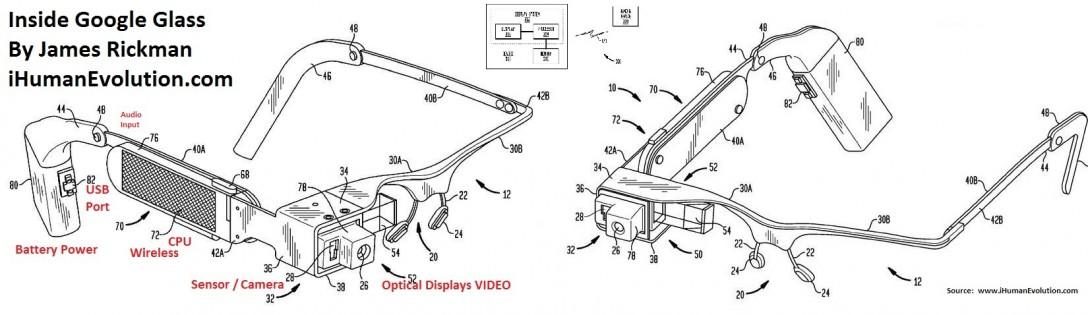 Google Glass Unveiled by iHuman Evolution .com