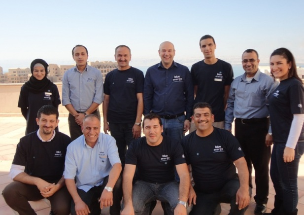 Blue Energy Team at Hilton KHBTCC - S