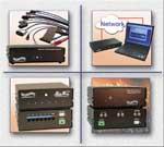 Copper & Fiber Optic Network Backup Switches