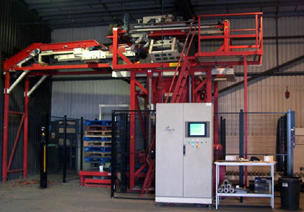 Bedfordshire Growers Onion Palletiser