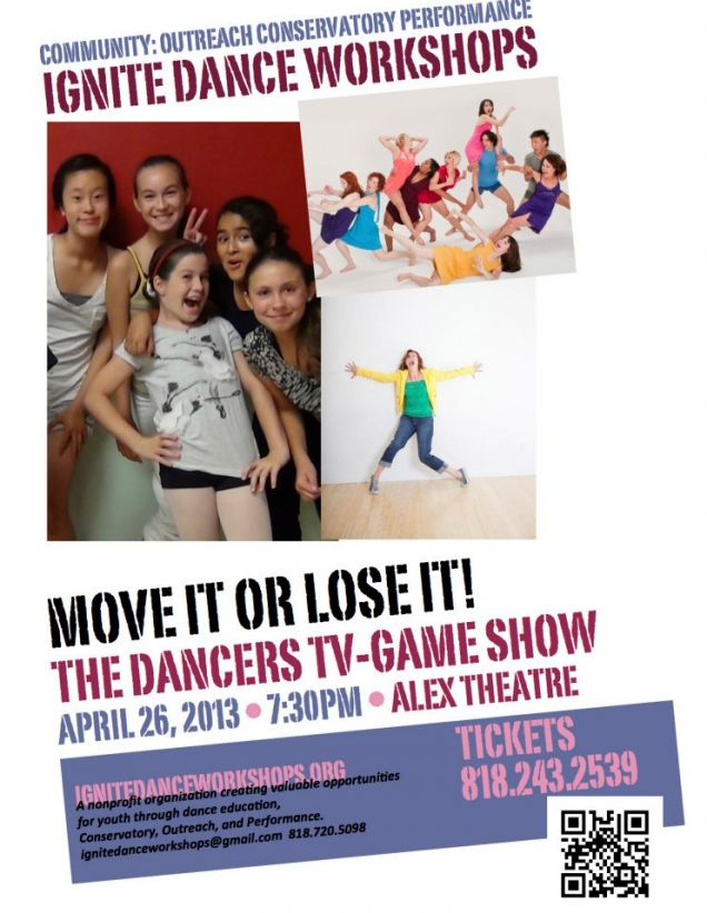 Move it Lose It flyer