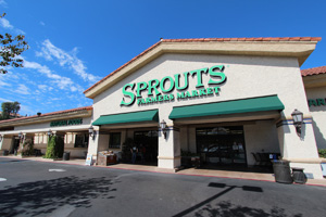 Bernardo Heights Plaza, anchored by Sprouts, was purchased for $12,450,000.