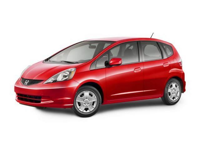 2013 Honda Fit 5 door