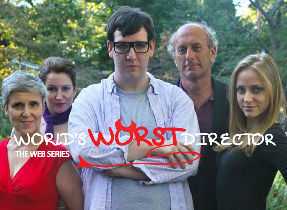 The cast of World's Worst Director