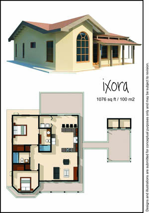 Own your home in paradise for 155 000 prlog for 80 square meter house design