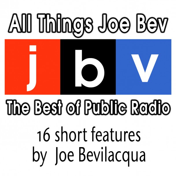 Joe Bev audio exclusively distributed by Blackstone Audio, Inc.