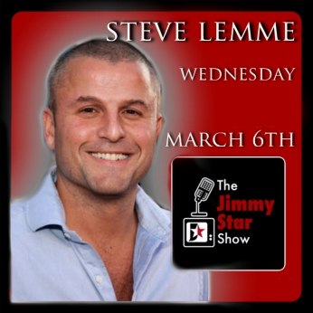 Steve Lemme on The Jimmy Star Show.