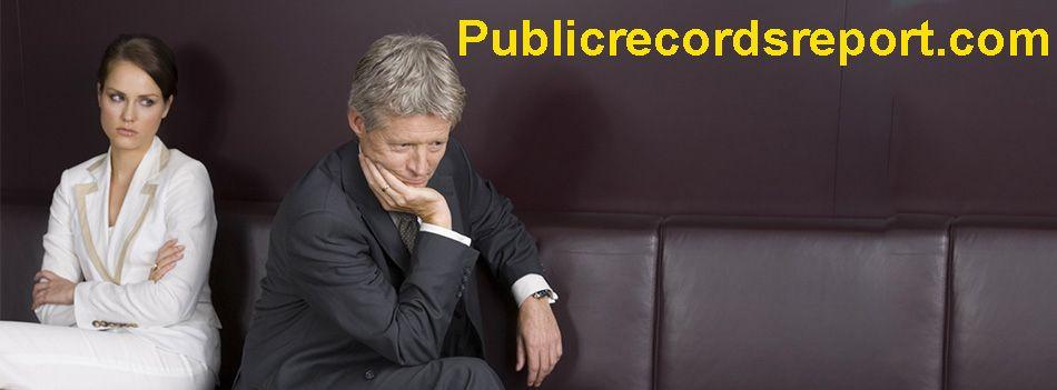 Free Public Divorce Records