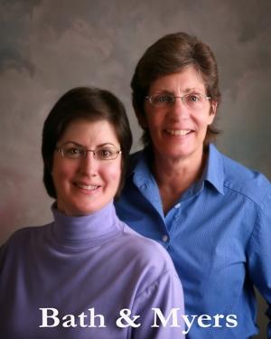 Rachel Bath and Michele Myers