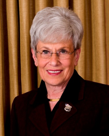 Connecticut Lt. Governor Nancy Wyman