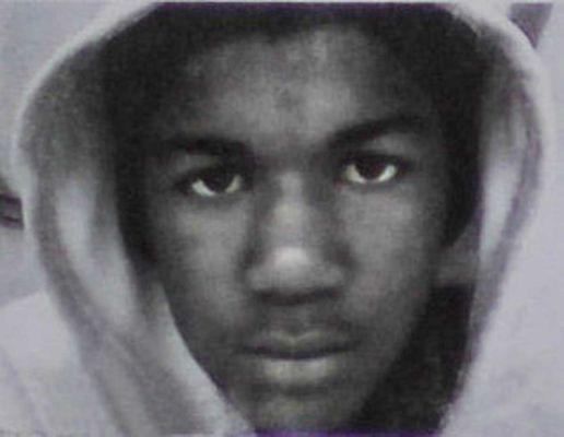 trayvon martin banner