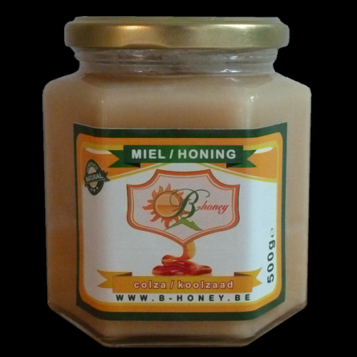 Colza Raw Honey