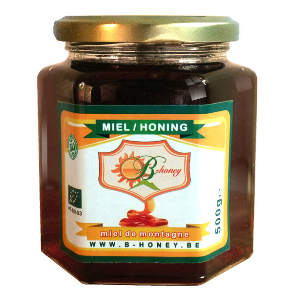 Wild Mountain Honey