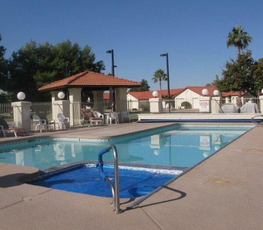 Mesa Retirement Homes For Sale In Camino Del Rey -- Jean