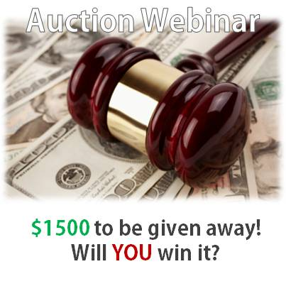 Auction Webinar