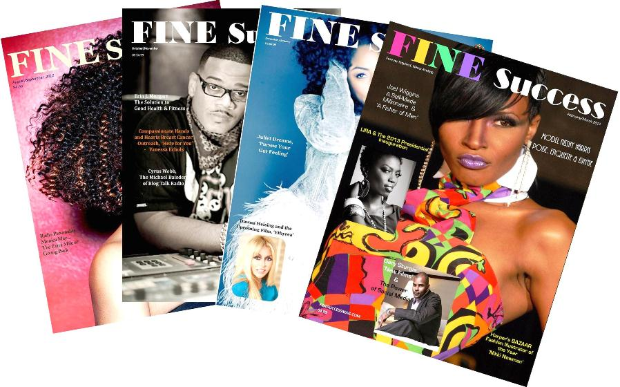 FINE Success Magazine