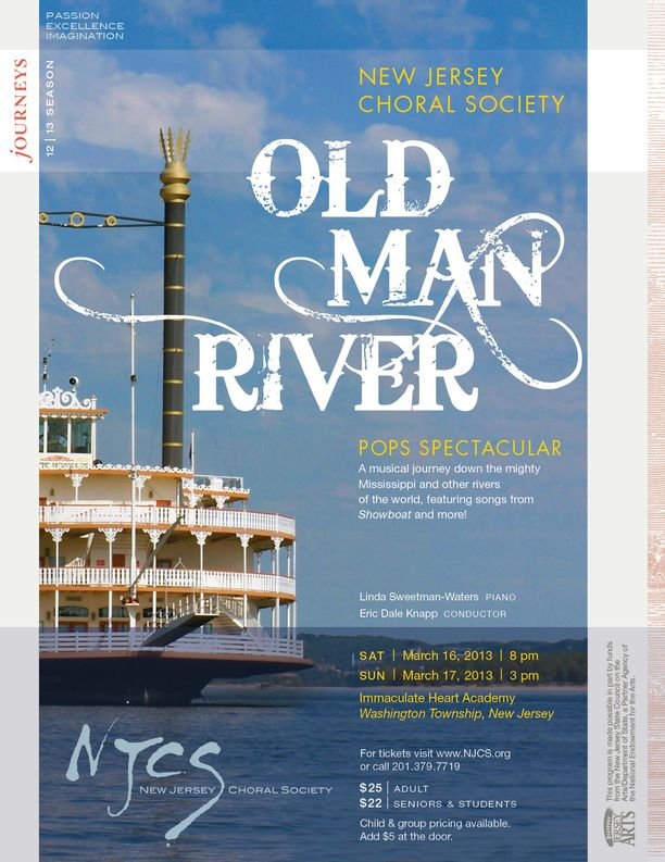 NJCS_Old Man River Poster