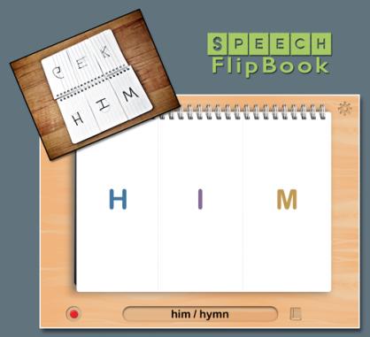 Speech FlipBook takes a classic idea & makes it EVEN BETTER!