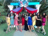 IDT students @ Goa Carnival