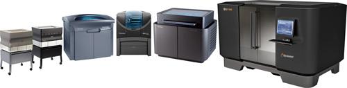 Stratasys Objet Polyjet 3D Printer Portfolio