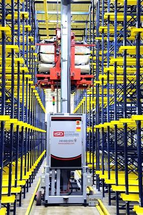 New Automated Storage Retrieval System Ultrastore Mid Load