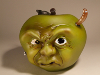 """Rotten Apple"" by Devyn Baron"