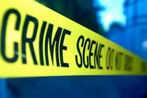crime scene pic