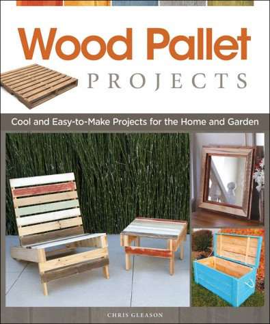 Free Pallets + This Book = Beautiful Projects + Trees Saved