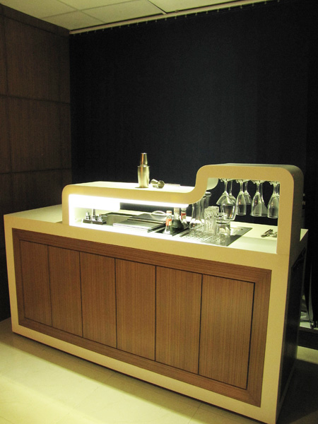 Bartrender Pro launches the full service readymade home bar console ...