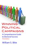 Winning Political Campaigns, Third Edition