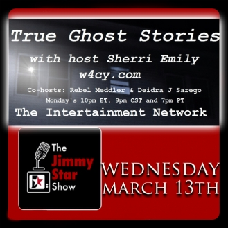 True Ghost Stories on The Jimmy Star Show.