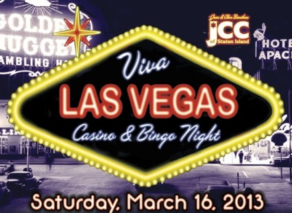Feeling Lucky? Be a Winner at the Viva Las Vegas Casino & Bingo Night Staten Island 3/16 | PRLog