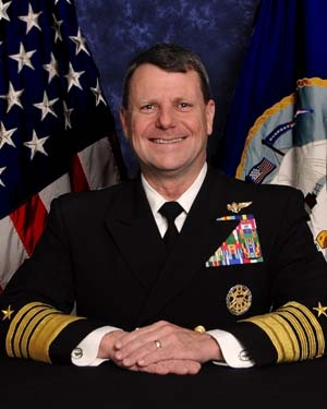 Admiral William E. Gortney, USN