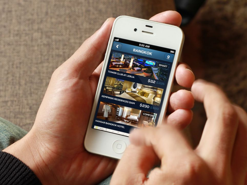 Same Day Mobile Hotel Booking Arrives In Asia Hotel Quickly Ltd