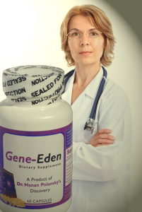 Gene-Eden-VIR is an effective remedy against the latent herpes virus.
