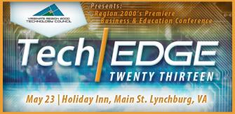 TechEDGE 2013, May 23, Lynchburg, Virginia