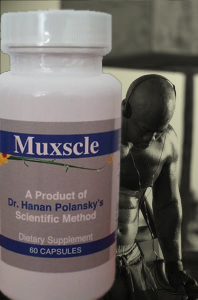 Muxscle is an effective pill that safely  helps build bigger, stronger muscles.