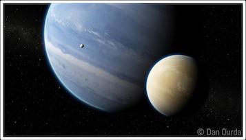 The Nearest Planets to Our Solar System Orbit Alpha Centauri