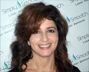 Teresa Bartlett, Office Manager at Simply Smooth Laser Hair Removal